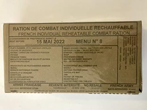 Ejército Francés de Mre Corporation rcir, EPA Varios Menu
