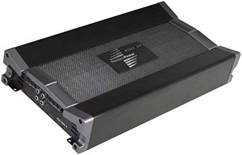 PRECISION POWER - Black Ice Series ICE1600.4 1600W 4-Channel Class A/B Amplifier
