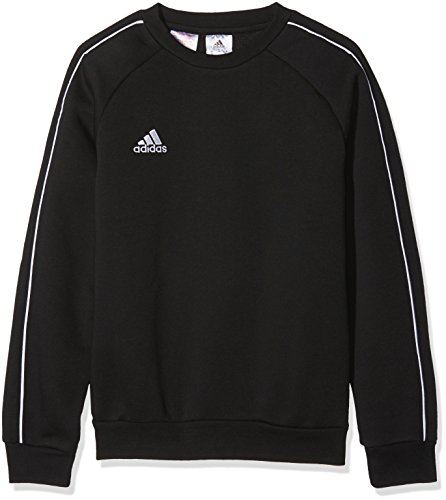 adidas Kinder Core 18 Sweat Trainingstop, Black/White, 164