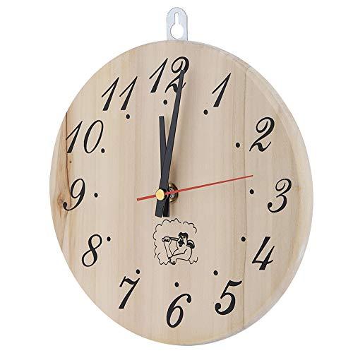 Saunaraumdekor Dekorative Zeitschaltuhr Saunar Uhr Saunazubehör Saunaraumuhr Saunazeitschaltuhr für Badezimmer Wohnzimmer