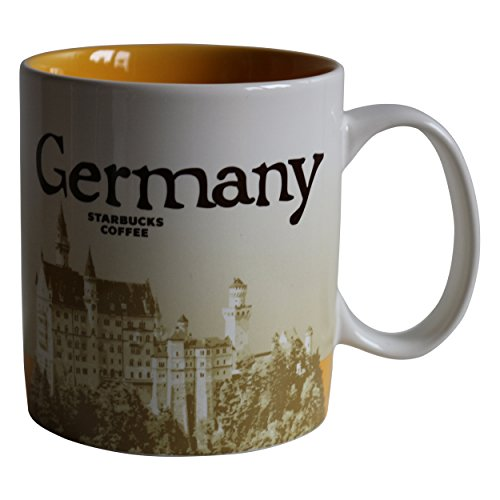 Starbucks City Mug Germany Icon Serie Kaffeetasse Pott