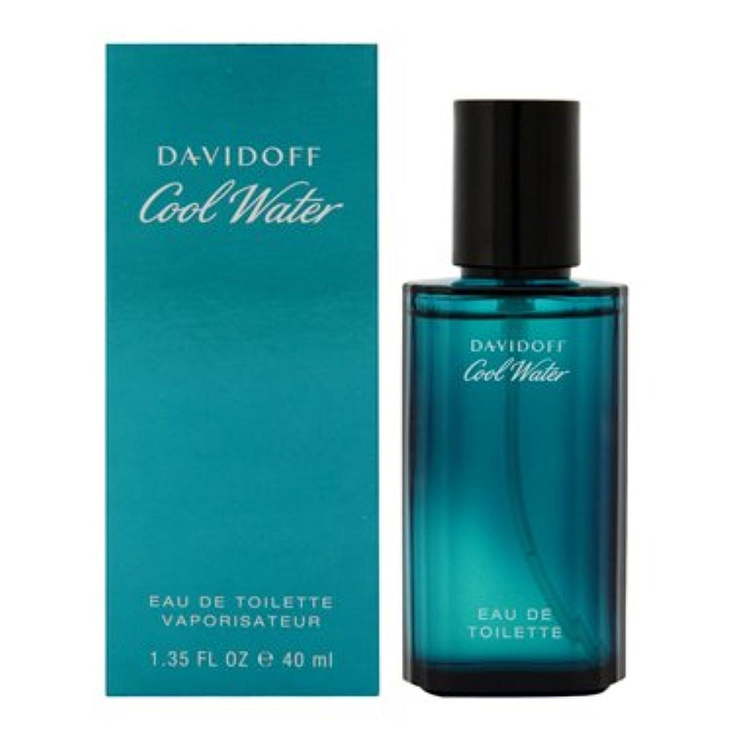 申し立て注入する量でダビドフ 香水 DAVIDOFF ダビドフ クールウォーター EDT/40mL 並行輸入品