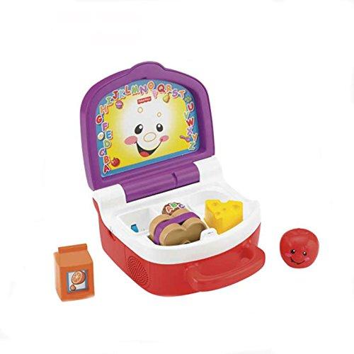 Fisher Price - Fiambrera Encaja y Aprende (Mattel España BGB43)