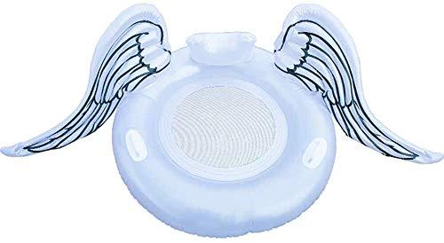 1pc Wasser Aufblasbares Schwimm Bett Liegestuhl Zu WUTAO1