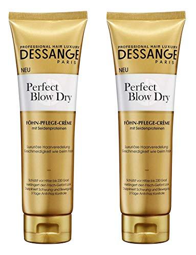 Dessange Perfect Blow Dry Föhn-Pflege-Creme (2x)