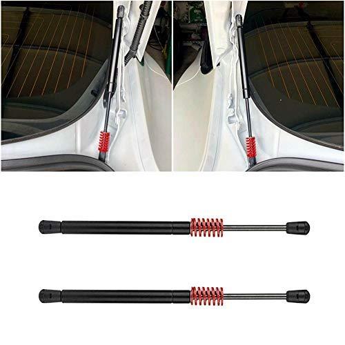 NOBRAND 2PC's Voor Automatische Trunk Lift Supports, Achterste Trunk Struts Met Lente En RVS Waser, Trunk ondersteuning staaf, hydraulische staaf, voor ondersteunt alle Tesla Modellen