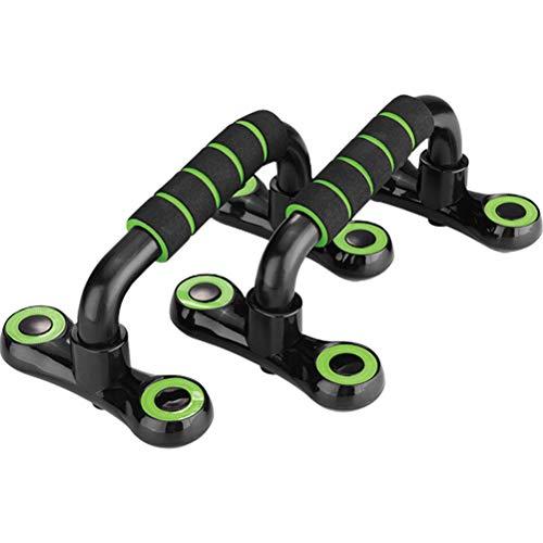 1 par Push-up Rack Fitness Equipo Mano Espuma Grip Barras Entrenamiento Muscular Push Up Bar Casa Gimnasio Cuerpo Building