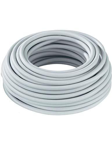 Feuchtraumkabel Stromkabel 25m Mantelleitung NYM-J 3x1,5 mm² Elektrokabel Ring für feste Verlegung
