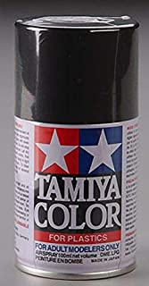 Tamiya America, Inc Spray Lacquer TS-38 Gun Metal 100ml, TAM85038