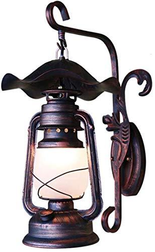 Amerikanische Gangwandlampe Antike Pferdelampe Alte Petroleumlampe Garten Korridor Retro Dekorative Wandlampe Treppenhaus Led Wandleuchte Wandleuchte Led Innen Wandleuchte Innen Aussen