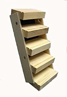 空中階段(木製のステップ)モモンガ、ハムスター、デグーにおすすめ品