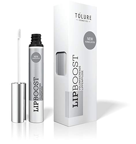 Tolure Cosmetics LIPBOOST Clear - volumisierender Lipgloss