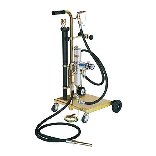 Aspirador de combustible a color con mezcla de 2 tiempos, diésel y aceite.