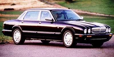 1998 Jaguar XJ8, 4 Door Sedan ...
