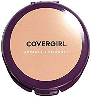 Covergirl Advanced Radiance Age-defying Creamy Pressed Powder, Natural Tone, 2 Count, Creamy Natural