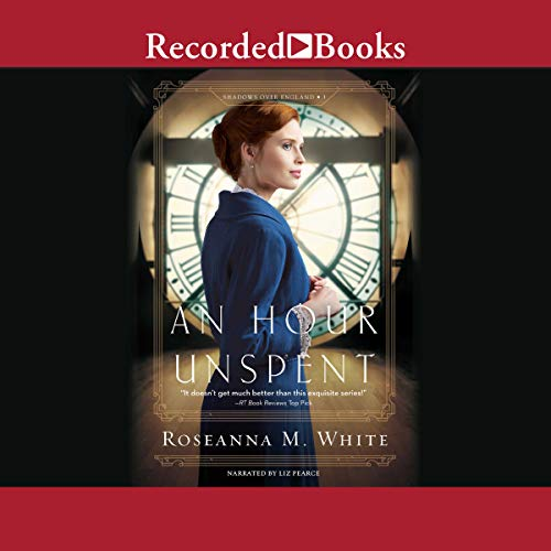 An Hour Unspent audiobook cover art