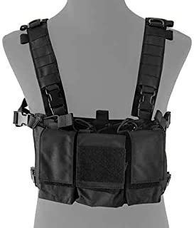 The Mercenary Company Six Pack Low Profile Chest Rig