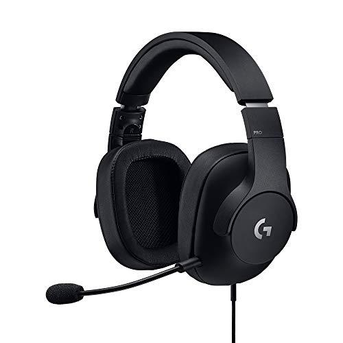 Logicool G ゲーミングヘッドセット G-PHS-001 ブラック 2.1ch ステレオ ノイズキャンセリング マイク 付き...