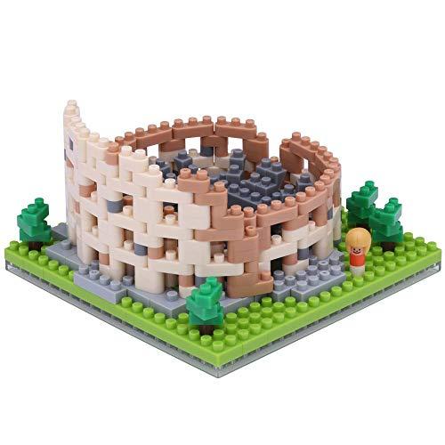 Nanoblock Colosseum Building Kit