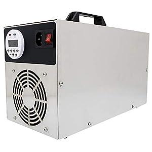 Nrpfell Purificador De Aire Interior Generador De Ozono Desodoriza De Olor De Formaldeh/ído Ba?o M/áquina De Ox/ígeno para Desinfecci/ón De Bacterias De Mascotas UE Enchufe