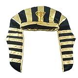 Disfraces 1pc Faraón Egipcio Sombreros Crown Caps Halloween Party Adultos De Los Niños Sombreros De Los Niños De Headwear De Los Hombres Traje