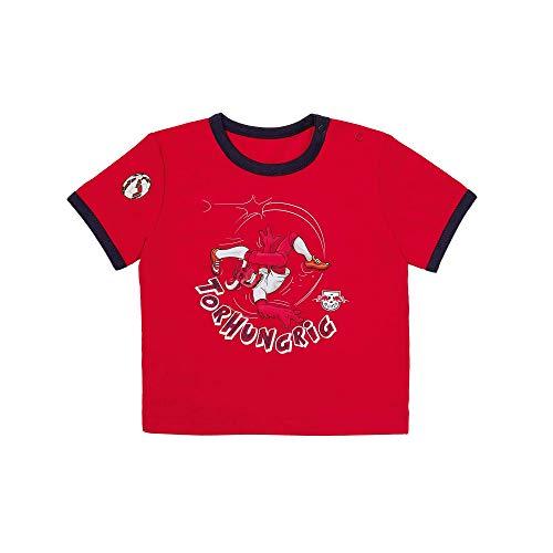 RB Leipzig Bulli Baby T-Shirt, Rot Youth T-Shirt, RasenBallsport Leipzig Sponsored by Red Bull, Original Bekleidung & Merchandise