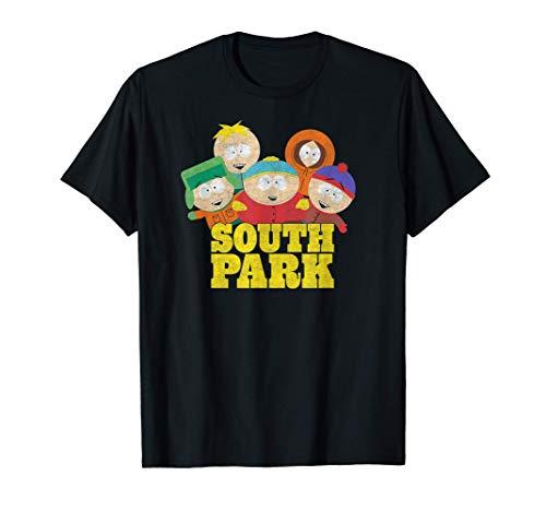 Vintage South Park Gang T-Shirt