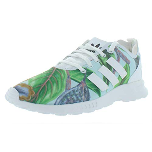 adidas ZX Flux Smooth W White/Multicolor