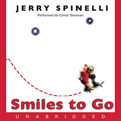 Smiles to Go audiobook cover art