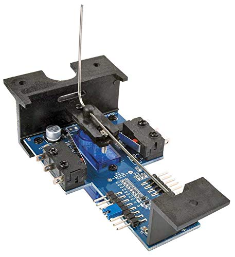 Walthers Z, N, HO, S, O, G Scale Layout Control System - Switch Machine (Horizontal Mount)