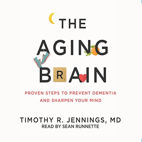The Aging Brain audiobook cover art