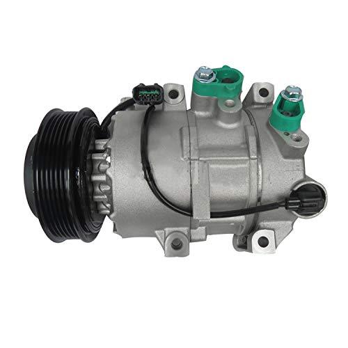 178305 97701-2S500 60-03377Na Nuevo Compresor de Aire Acondicionado Automático Dve16 para Hyundai I Tucson Ki a Sportage