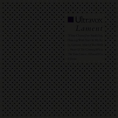 Ultravox - Lament [Disco de Vinil]