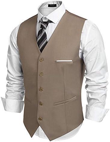 Brown vest men _image2