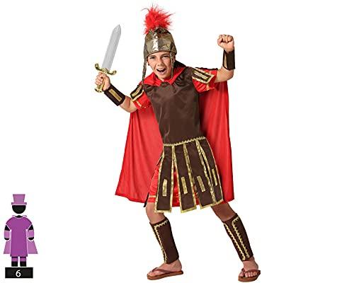 ATOSA disfraz romano niño infantil soldado 7 a 9 años
