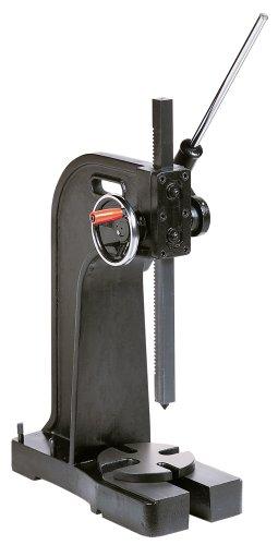 Palmgren Ratcheting arbor press, 3 ton