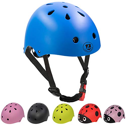 Toddler Helmet CPSC Certified Kids Bike Helmet Adjustable from Toddler to Youth(Age 3-8) 11 Vents Safety & Ventilation Design for Kids Cycling Skating Scooter