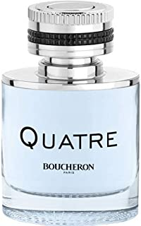 Quatre Pour Homme by Boucheron for Men Eau de Toilette 50ml