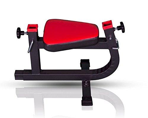 Marbo Sport Sedile panca fitness per sollevamento pesi adatta a panche Marbo SEMI-PRO MS-A105