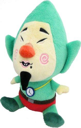 Little Buddy 1370 Legend of Zelda Wind Waker Tingle 7' Plush, Multicolor, Multi-Colored