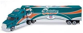 Upper Deck NFL 2008 Die-cast Tractor Trailer NFL Team: Miami Dolphins