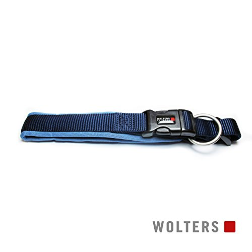 Wolters | Halsband Professional Comfort in Marine/Hellblau | Halsumfang 45 - 50 cm