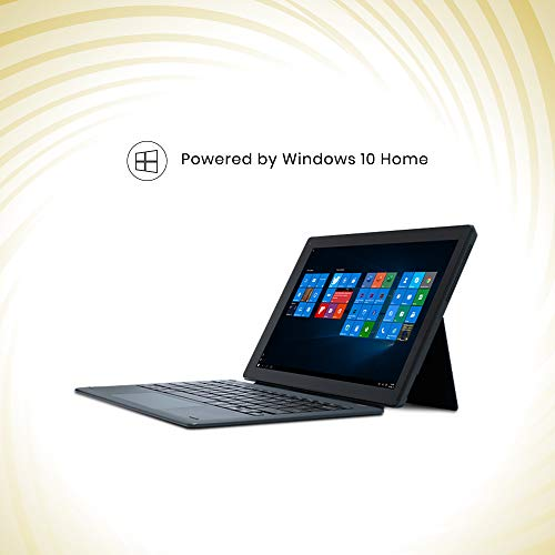 Avita Cosmos 2 in 1 Celeron Dual Core - (4 GB/64 GB EMMC Storage/Windows 10 Home) NS12T5IN021P 2 in 1 Laptop (11.6 inch, Charcoal Grey, 1.327 kg)