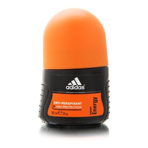 adidas Deep Energy 50ml Deodorant Roll On