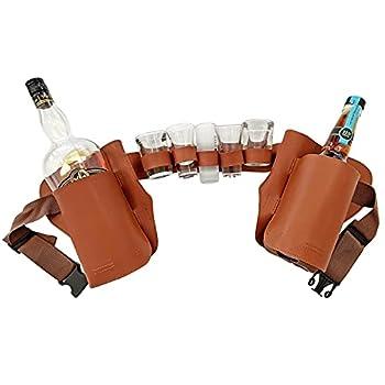 Best liquor bottle holster belt Reviews