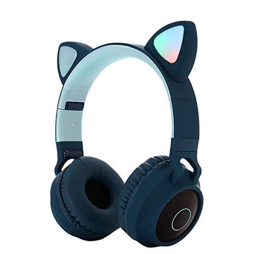 BT028C Fantasie-Elf trägt 5.0 Version Bluetooth-Kopfhörer genießt unbegrenzte Musik.