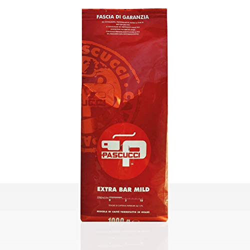 PASCUCCI Extra Bar Mild Espresso 8 x 1kg...