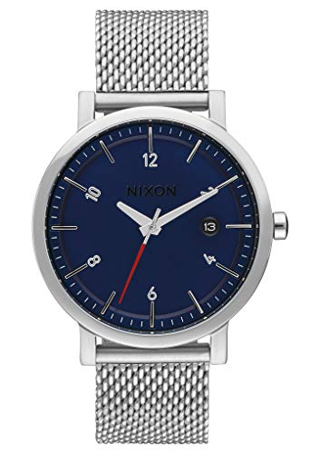 Nixon Damen Analog Quarz Uhr mit Edelstahl Armband A1087307-00