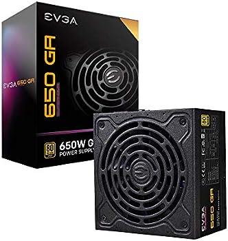 EVGA SuperNOVA 650 GA 80 Plus Gold 650W Power Supply