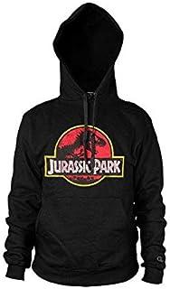 Jurassic Park Kapuzenpullover Sweat à Capuche Homme